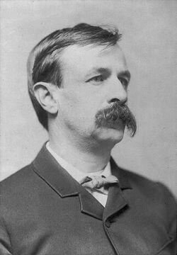 Edward Bellamy - photograph c.1889