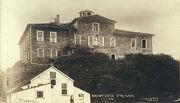 Baronoff Castle, Sitka, Alaska, ca 1893 (LAROCHE 23)