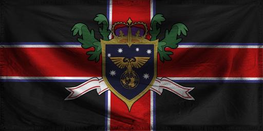 Imperial Federation Flag
