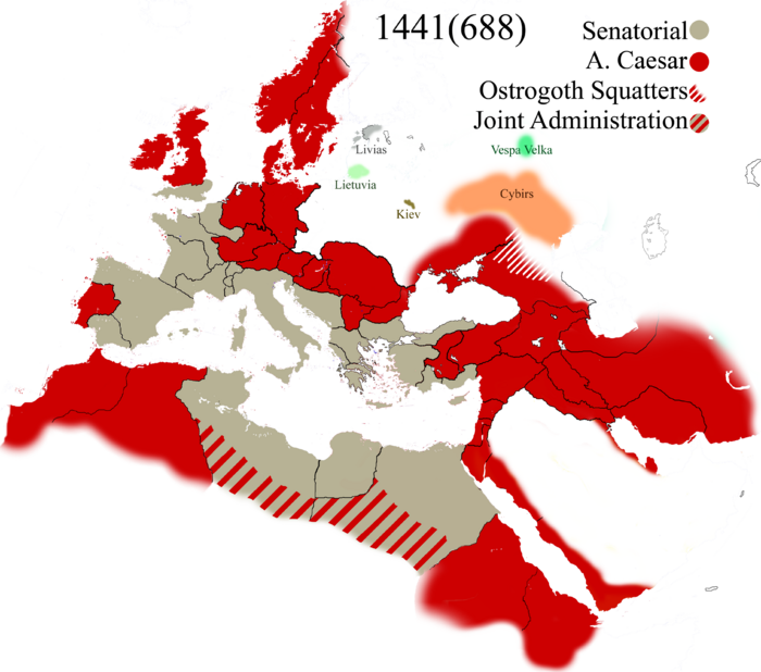 Empire 1441(688)