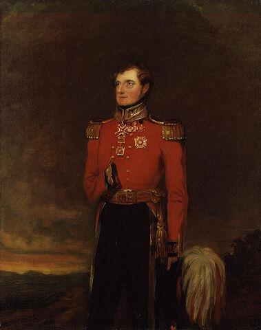 File:Fitzroy James Henry Somerset, 1st Baron Raglan by William Salter.jpg