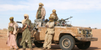 Darfur Civil War (Somaliland Independence)