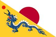 Sino-Japanese Flag