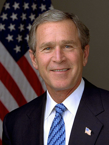 File:Official portrait of George W. Bush.png