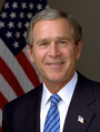 Official portrait of George W. Bush.png