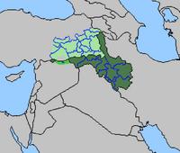 Kurdistanssyprovinces