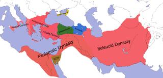 Division of the Macedonian Empire, 320 BC (Guardians)