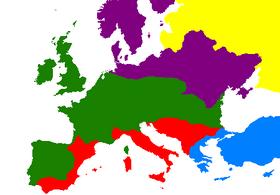 Celts in Europe