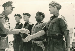 File:Capt. Leppe greeting SRA soldiers in Ottowa.jpg