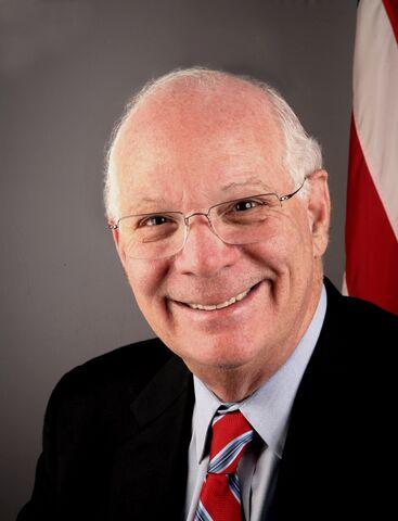 File:Ben Cardin, official Senate photo portrait.jpg
