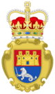 British Commonwealth of the Philippines Coat-of-Arms