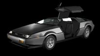DeLorean concept