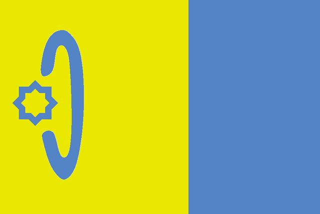 File:Flag of the Mashriq.png