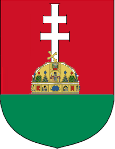 File:Coat of Arms of Hungary (Tudor Line).png