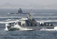 2010. 7. 동해 한미연합 훈련 Rep. of Korea Navy korea us combine training (7554655104)