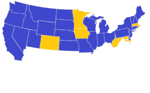 US 1988 Electoral Map CDM
