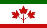 Flag of Canadian Republic