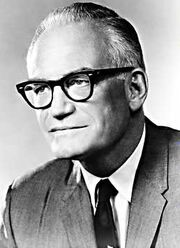 Barry Goldwater Portrait