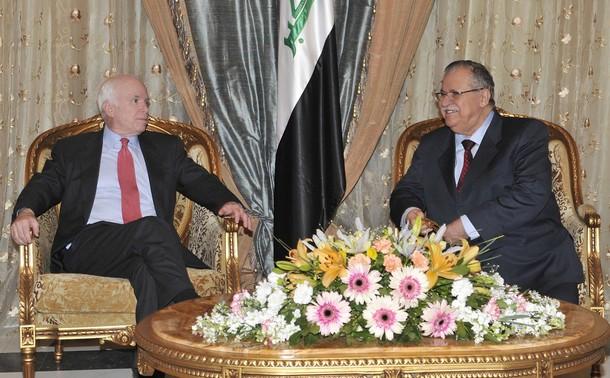 File:John McCain with Jalal Talabani.jpg