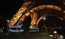 Eiffel Tower bombings (No Napoleon)