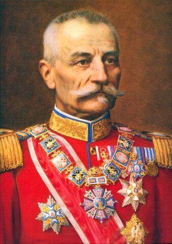 File:Kralj Petar I Karadjordjevic King Peter I Karageorgevich of Serbia.jpg