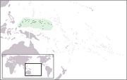 LocationCarolineIslands