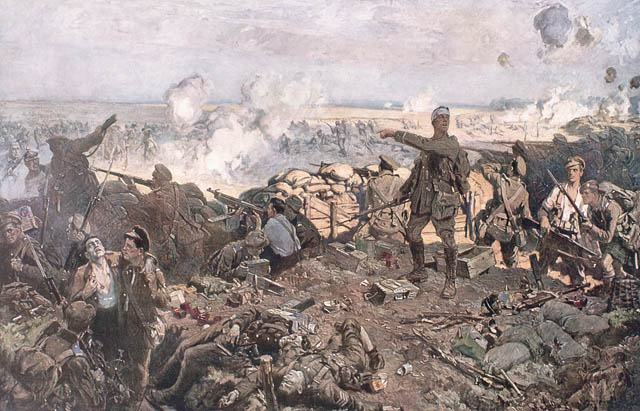 File:The Second Battle of Ypres.jpg