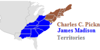 United States Presidential Election, 1808 (Brotherly Love)