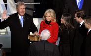 President Harrison Ford Inauguration