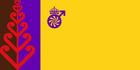 Flag of Serbian MSK (IM)