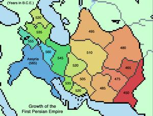 Persian Empire GU Fixed