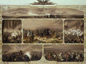 The Battle of Königgrätz