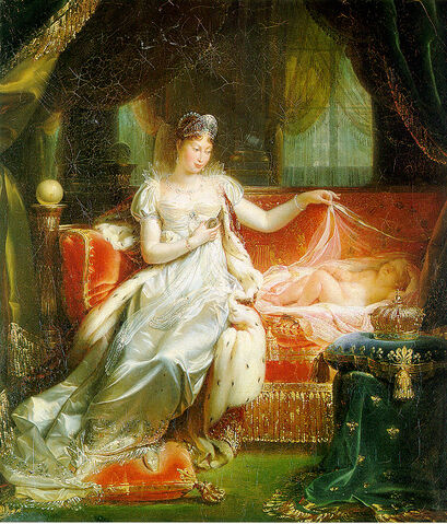 File:Marie Louise with Daughter (Their British America).jpg