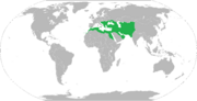 Persia greatest extent