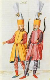 A pair of archer Yeniceri