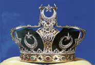Lordly Crown of the United Arab Emirates
