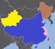 China Divided