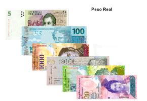Peso Real