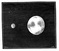 Bertrand Venus Satellite