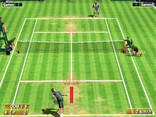 Virtua Tennis screenshot