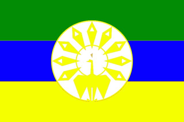 File:Burmese southern kingdom flag.png
