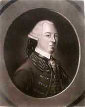 John Hancock official portrait