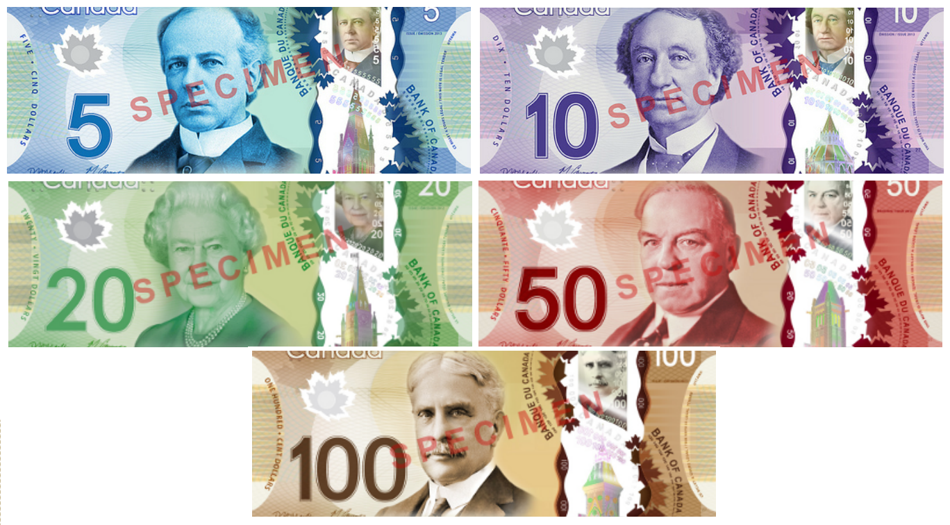 how to get american money in canada