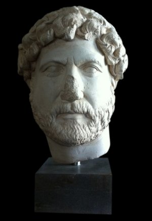 File:Hadrian Bust Sculpture.jpg