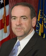 Mike Huckabee official portrait