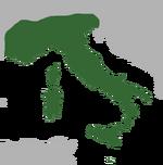 Map of Italia