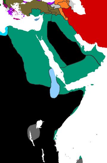PM3 Mashriq Total Area Owned