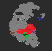 Pangea 3,000 AD