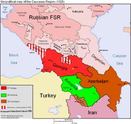 Transcaucasian FSR