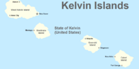 Kelvin Islands (Atlantic Islands)